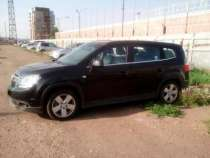 автомобиль Chevrolet Orlando, в Иркутске