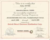Отключение сажевого фильтра для Детройт, в г.Чехов
