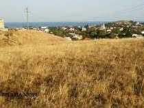 В пгт. Коктебель живописный земельный участок, в г.Феодосия