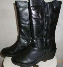 Продам сапоги женские зимние, новые, размер 38, цвет черный, в Челябинске