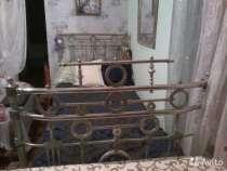 Никелированный кровать 1917года(99), в Новороссийске