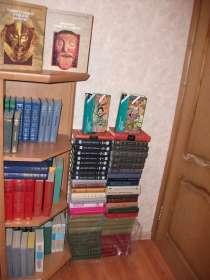 Домашняя библиотека сборник книг, в Москве