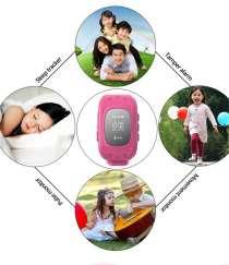Умные детские часы-телефон Smart Baby Watch с GPS, в Москве