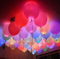 Светящиеся шарики, в Ростове-на-Дону