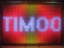 Светодиодный видео занавес 6х4 P20 DMX, в Краснодаре