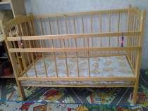 Кроватка детская продаю, в Благовещенске