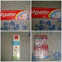 Зубная паста и щетка, в г.Ивантеевка