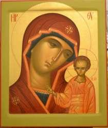 Икона Богородицы Казанская, в Нижнем Новгороде