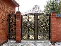 Ворота гаражные, ворота кованные, ворота промышленные, в Кургане