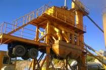 Мобильный асфальто-бетонный завод 64 тонн/час, в Майкопе