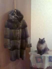 Шуба бобр стриженный, в Петрозаводске
