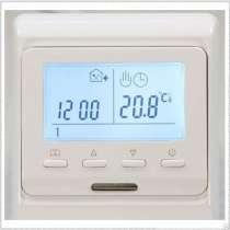 Терморегулятор теплого пола программируемый Е-51 (встраивае, в Саратове