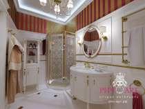 Дизайн интерьера квартир, домов, в Казани