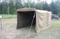 Палатки - тент брезентовые 5 Х 2,2 Х 2,3м. без каркаса, в Пензе