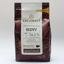 Шоколад тёмный Barry Callebaut, в Москве