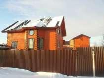 Дом из бруса 180 м2, в Перми