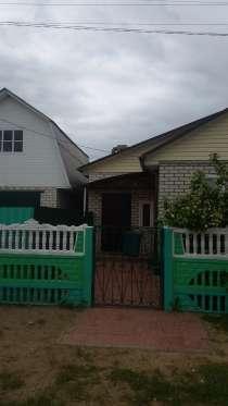 Продаю дом, пол дома бревно обложен кирпичем,пол дома-КИРПИЧ, в г.Жуковка