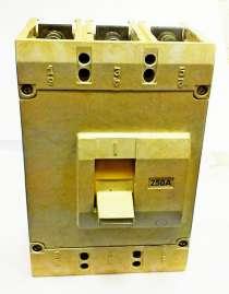 Автоматический выключатель ВА 52-37 250А, в Фрязине