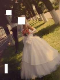 Шикарное свадебное платье, в г.Пинск