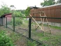 Заборные секции металлические, в г.Выборг
