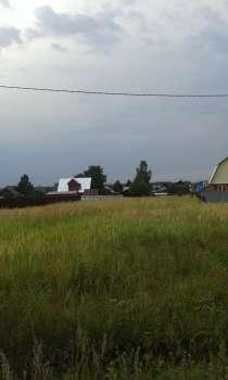 Земельный участок для ИЖС 32 сотки в деревне Юрцово, в г.Киржач