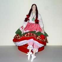 Кукла Тильда Октябрина, в Ростове-на-Дону