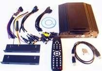 Автомобильный комплект для видеонаблюдения на 6 камер, в г.Славянск-на-Кубани
