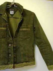 Куртка джинсовая Tommy Hilfiger 46 размер, в Челябинске