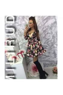 Платье с пышной юбокой артикул - Артикул: Ам9242-11, в Ставрополе