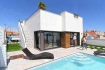 Недвижимость в Испании, Новая вилла в Сан-Хавьер, в г.Zarandona