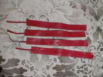 Ремни красные, в г.Алматы