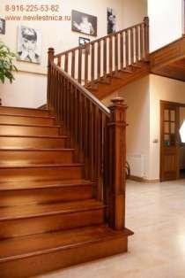 Красивые лестницы для дома, коттеджа Новая Лестница, в Москве