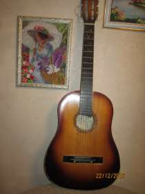 Шестиструнная гитара, в Оренбурге