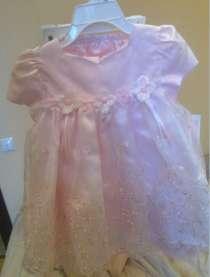 Нарядное розовое платье, в Краснодаре
