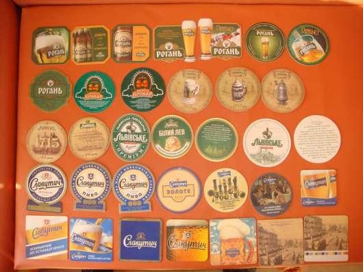 Коллекция подставки под пиво, бирдекели в г. Бургас Фото 3