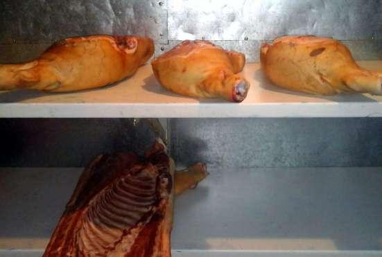 Мясо свинины под заказ