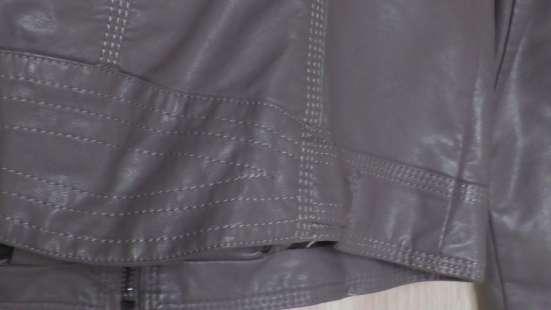 Куртка фиолетовая, р-44
