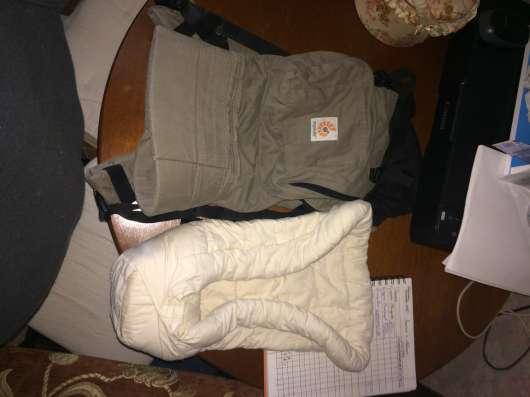 Рюкзак переноска ergo baby