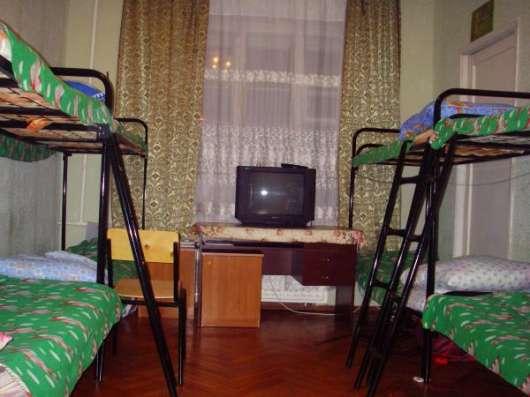 Общежитие квартирного типа. Койко- место 200 руб./сутки
