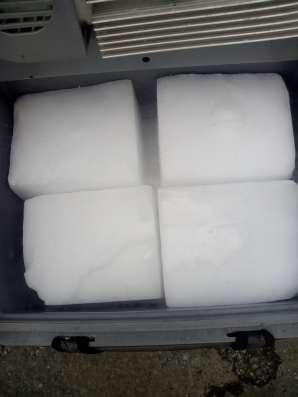 Сухой лед (двуокись углерода СО2 твердая)