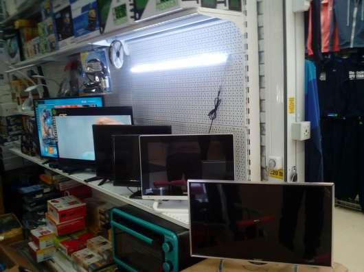 LED Телевизор ЖК от17