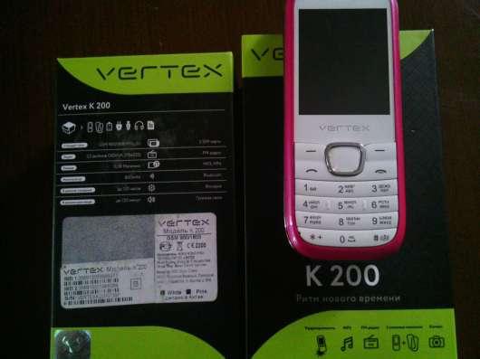 Vertex K 200