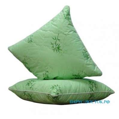 Подушка 70*70 бамбук