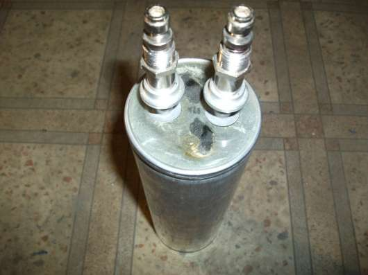 Конденсатор большой ёмкости в г. Самара Фото 1