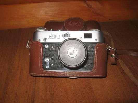 Фотоаппарат советского образца