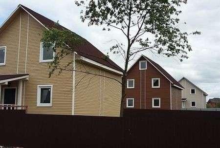 Продается новый 2-х этажный дом 2016 г. в с. Белый Раст