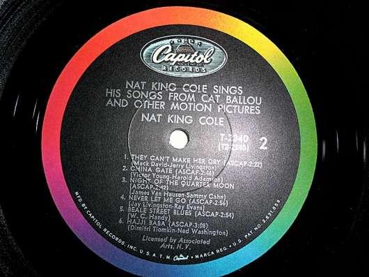 Nat King Cole - Sings His Songs