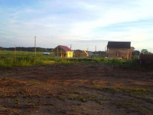 Земельный участок 11 км от Вологды