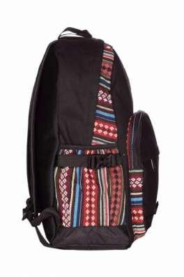 Рюкзак Молодежный Синий Черный