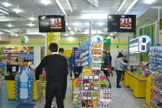 Реклама на LED-экранах и ТВ: 31 канал, Каз-Актау
